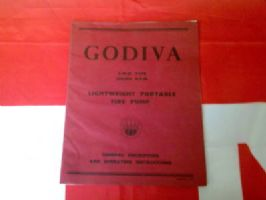 GODIVA LIGHTWEIGHT PORTABLE FIRE PUMP BOOK
